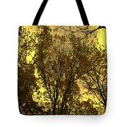 Glisten Tote Bag by Ed Smith