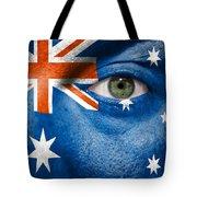 Go Australia Tote Bag by Semmick Photo