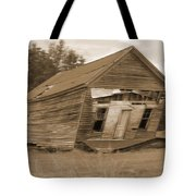 Going Down Tote Bag by Mike McGlothlen