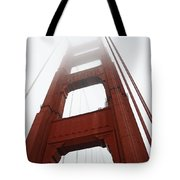 Golden Gate Bridge Tote Bag by Cassie Marie Photography