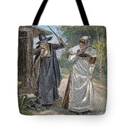 Goodwife Walford, 1692 Tote Bag by Granger