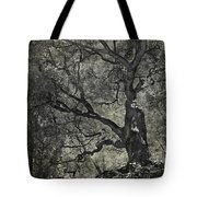 Grabbing Tote Bag by Laurie Search