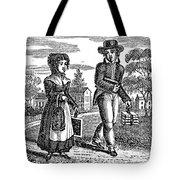 Grammar School Children Tote Bag by Granger