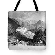 GREECE: SOULI, 1833 Tote Bag by Granger