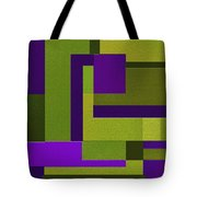 Groovy Tote Bag by Ely Arsha