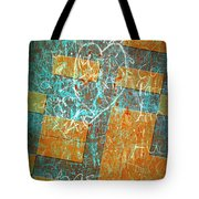 Grunge Background 6 Tote Bag by Carlos Caetano