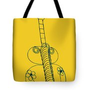 Guitar 2 Tote Bag by Mauro Celotti