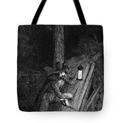 Guy Fawkes, English Soldier Convicted Tote Bag by Photo Researchers