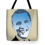 hail to the chief Tote Bag by Robert Margetts