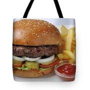 Hamburger  Tote Bag by Ilan Amihai