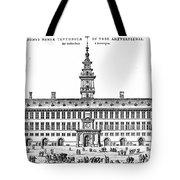 Hanseatic League, 1563 Tote Bag by Granger