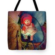 Happy Dolly Tote Bag by Susanne Van Hulst