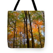 Happy Orange Tote Bag by Ed Smith
