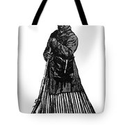 HARRIET TUBMAN (c1823-1913) Tote Bag by Granger
