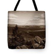 Hawk Mountain Sanctuary S Tote Bag by David Dehner