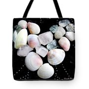 Heart Of Treasures Tote Bag by Danielle  Parent