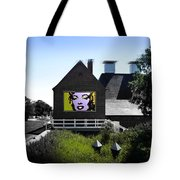 Heatwave Tote Bag by Charles Stuart
