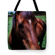 Hello  Tote Bag by Charles Muhle