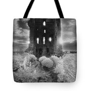 Helmsley Castle Tote Bag by Simon Marsden
