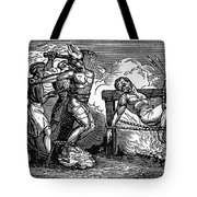 Heresy: Torture, C1550 Tote Bag by Granger