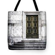 Hiding A Treasure Tote Bag by Joan Carroll