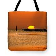 Hiding Sun Tote Bag by Sun Travels