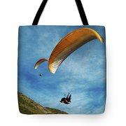 High Flyers Tote Bag by Lorraine Devon Wilke