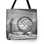 Hipparchus, Greek Astronomer Tote Bag by Science Source