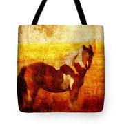 Home Series - Strength And Grace Tote Bag by Brett Pfister