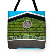 Hope Gate - Quebec City Tote Bag by Juergen Weiss