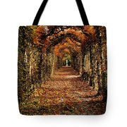 Hornbeam Alles, Birr Castle, Co Offaly Tote Bag by The Irish Image Collection
