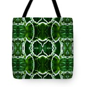 Hosta Leaves Tote Bag by  Onyonet  Photo Studios