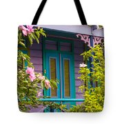 House Of Blues Tote Bag by Rene Triay Photography