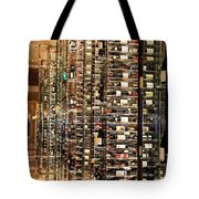 House Of Spirits Tote Bag by Mariola Bitner