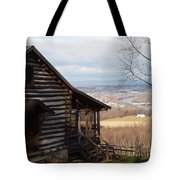 House On The Hill Tote Bag by Robert Margetts