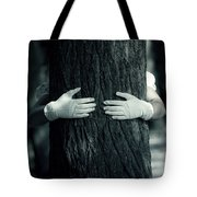 hug Tote Bag by Joana Kruse