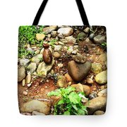 Human N A Duck Tote Bag by Piety Dsilva