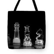 Hunt For The King Tote Bag by Priska Wettstein