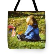 I Believe In Fairies Tote Bag by Nikki Marie Smith