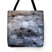 Ice Figures Tote Bag by Pauli Hyvonen