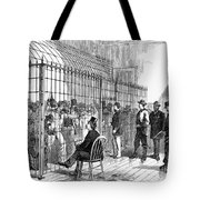 Illegal Voters, 1876 Tote Bag by Granger