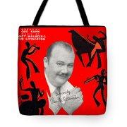 I'm Thru Withlove Tote Bag by Mel Thompson