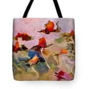 Imagine - F0104bt03f Tote Bag by Variance Collections