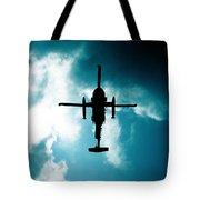Impending Doom Tote Bag by Lj Lambert