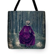 in the woods Tote Bag by Joana Kruse