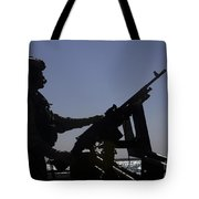Information Systems Technician Manning Tote Bag by Stocktrek Images