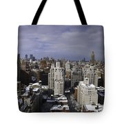 Inside Looking Out Tote Bag by Madeline Ellis