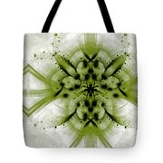 Intelligent Design 3 Tote Bag by Angelina Vick