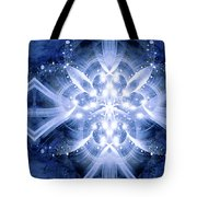 Intelligent Design 6 Tote Bag by Angelina Vick