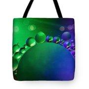 Intergalactic Space 4 Tote Bag by Kaye Menner